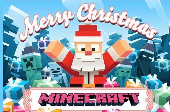 campus navidad stemxion minecraft tecnología videojuego niñas niños cabecera