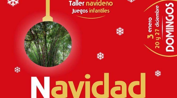 Navidad en La Concepción de Málaga