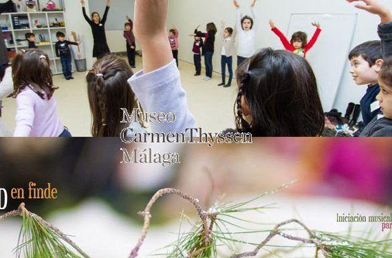 museo carmen thyssen navidad 2015 actividades talleres cuentacuentos cabecera