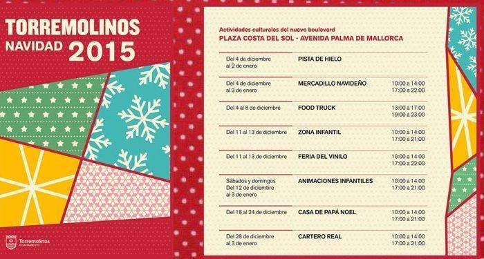 Actividades navideñas en Torremolinos | La Diversiva