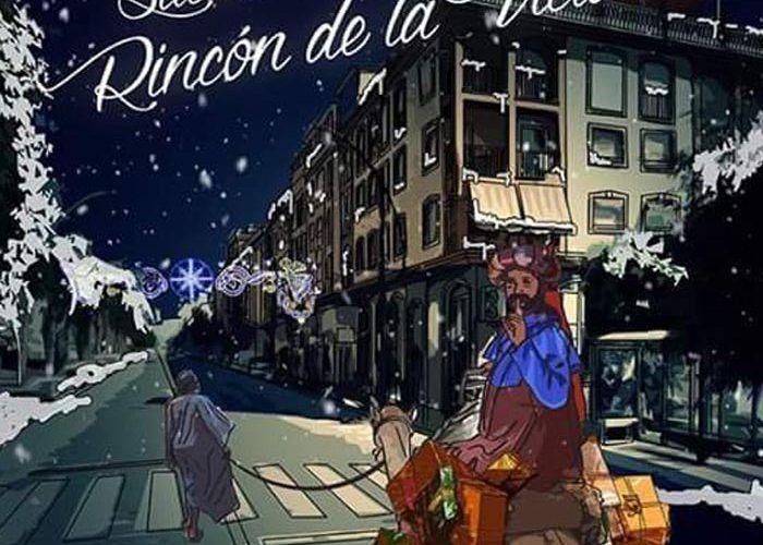 Cabalgata de Reyes Magos en Rincón de la Victoria