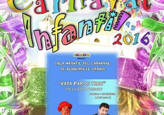 Carnaval infantil de Alhaurín el Grande