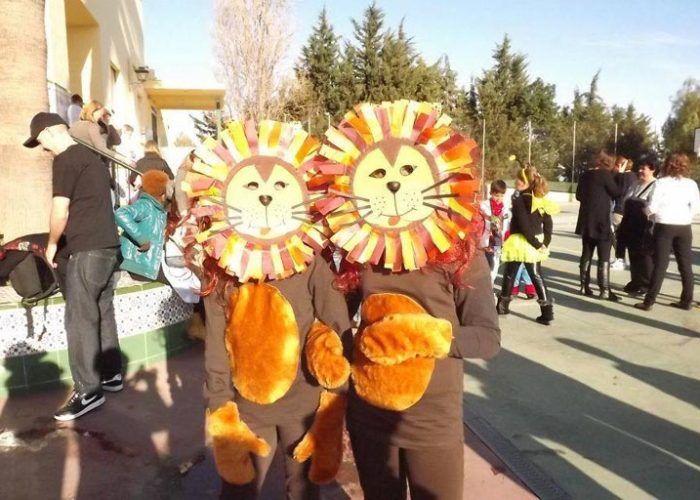 Carnaval infantil en Benalmádena