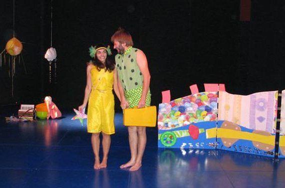 """sala Marbella Black Box Teatro espectáculo """"El Viaje de Alegría y Duendin"""" cabecera"""
