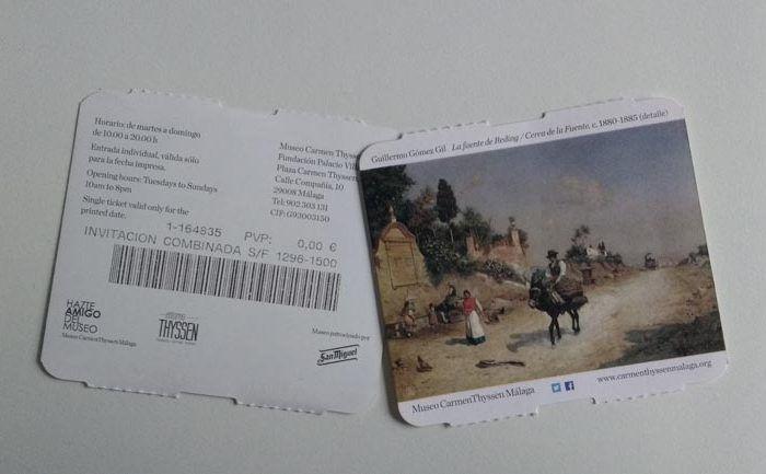 Sorteo entradas Museo Thyssen