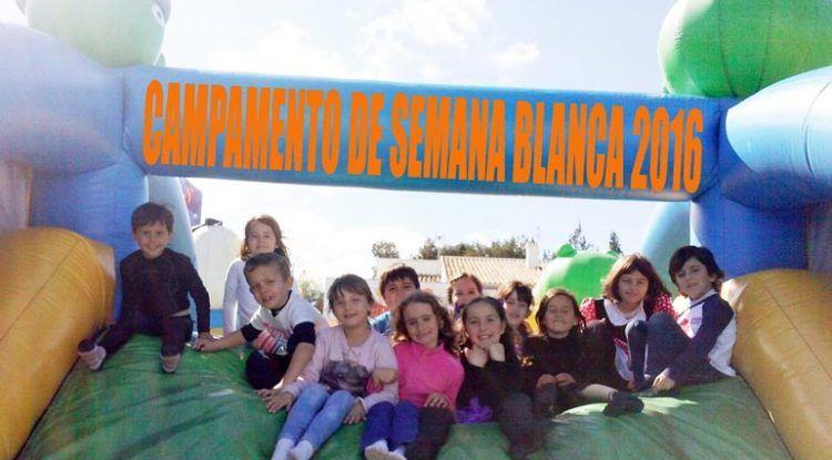 Campamento de Semana Blanca en Lauropark