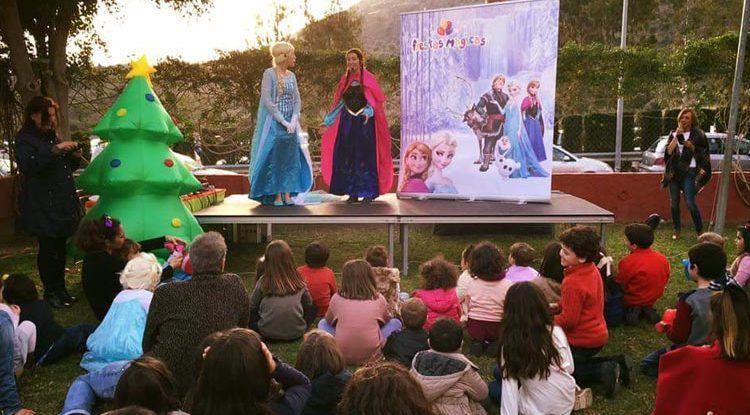 Actividad infantil en Riosol