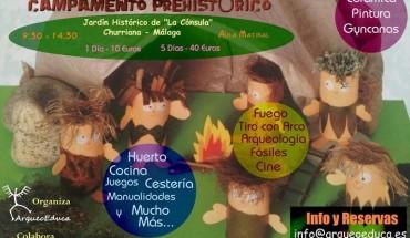Campamento prehistórico de Semana Blanca