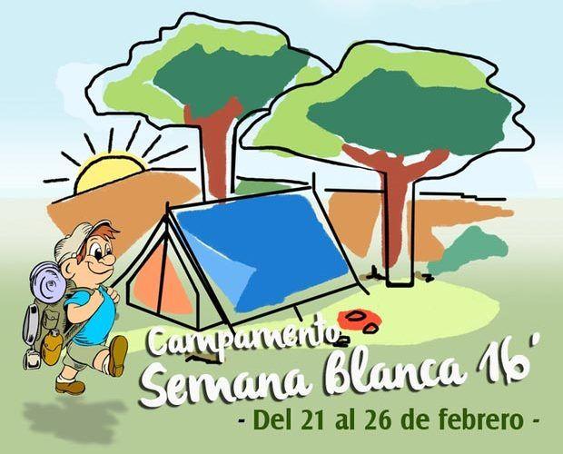 Campamento de Semana Blanca en Las Contadoras