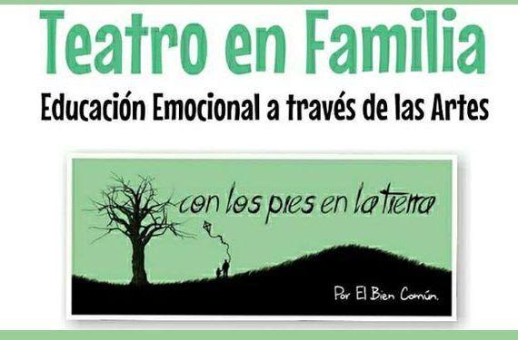 Alas Comunidad Ecoeducativa Taller de teatro en Familia en Málaga cabecera