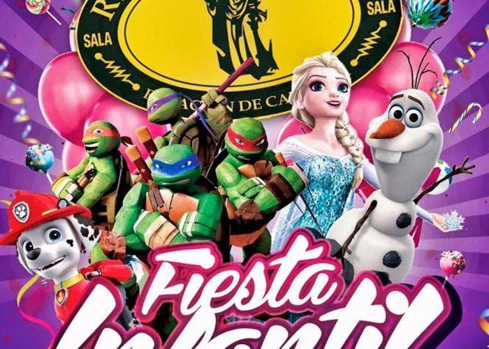Fiesta infantil en Cártama