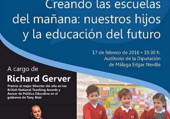 Conferencia creando las escuelas del mañana