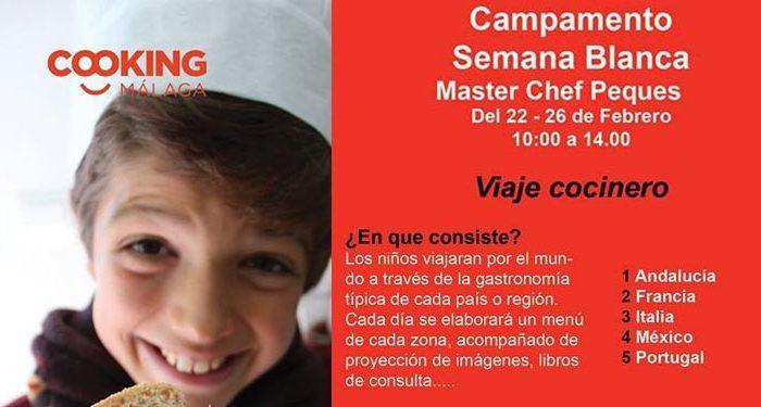 Semana Blanca Cooking Málaga 770