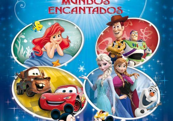 Disney on Ice en Málaga