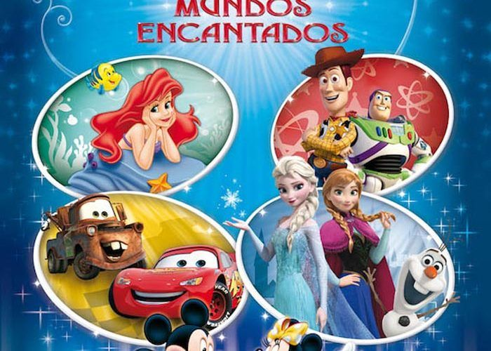 Disney on Ice en Málaga