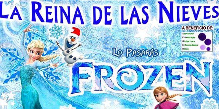 La Reina de las Nieves el Musical, en Cártama