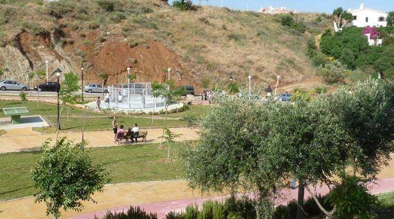 Fiesta infantil deportiva en Fuengirola