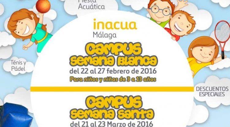 Campamento Inacua Málaga