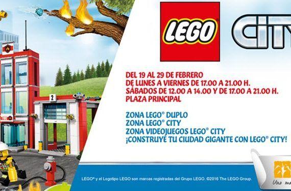 Lego Duplo, Lego City, videojuegos y la construcción de una ciudad gigante Lego City