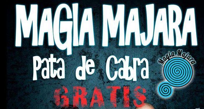 espectáculo gratis magia majara niños la térmica cabecera