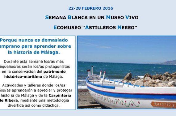 Astilleros Nereo ha organizado un programa de actividades marineras para esta Semana Blanca, que incluye paseo en barco y comida del Día de Andalucía.