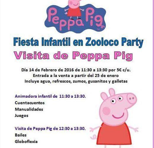 Fiesta de Peppa Pig