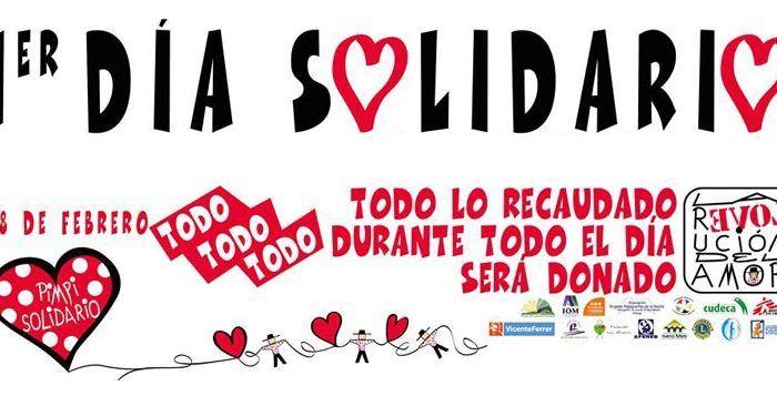 Primer Día Solidario Pimpi cabecera