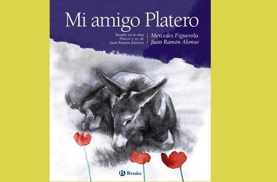 La Diversiva y Librería Agapea sorteo libro: 'Mi amigo Platero', de Mercedes Figuerola Martín, con ilustraciones de Juan Ramón Alonso, publicado por Editorial Bruño cabecera