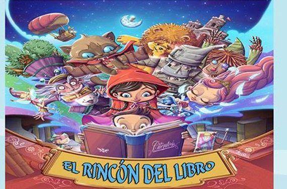 cuentacuentos en El Rincón del libro, librería de Alhaurín el Grande cabecera