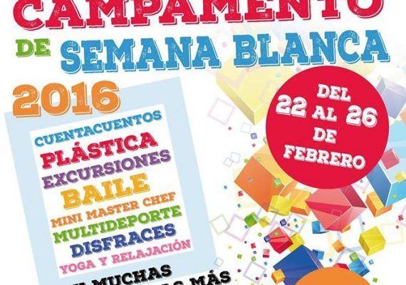 Campamento de Semana Blanca en Antequera