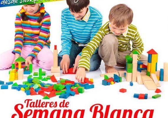 Talleres infantiles en Rosaleda Málaga