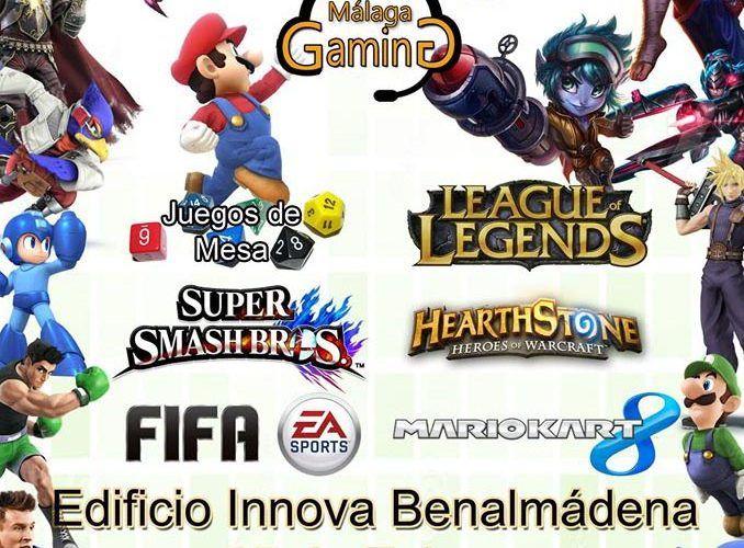 Encuentro De Videojuegos Online Y Juegos De Mesa En Benalmadena La