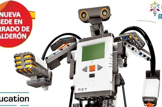 Robotix nueva sede Cerrado De Calderón