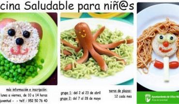 Taller de cocina con niños en Vélez-Málaga