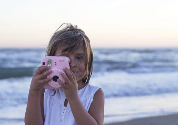 Taller de fotografía para niños