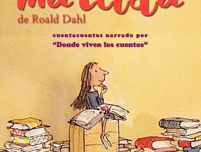 Cuentacuentos Matilda en Málaga
