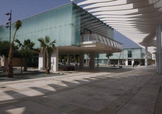 Muelle 2 Puerto de Málaga