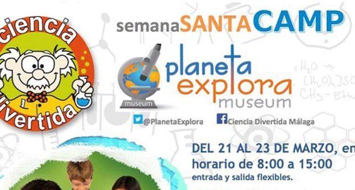 Semana SantaCamp de PlanetaExplora
