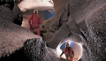 Cueva de Sorbas en Almería