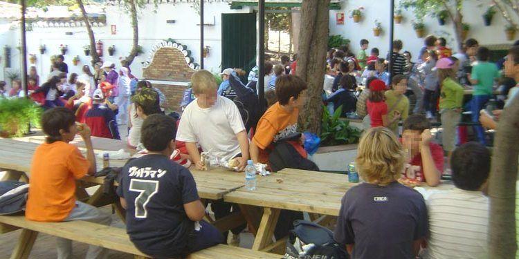 Campamento de Semana Blanca para niños con Las Contadoras en Málaga
