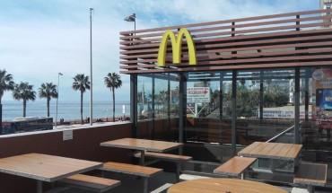 Restaurante McDonald's Benalmádena