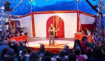 Planes para niños en Málaga Escuela Circo