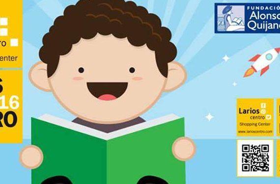 talleres infantiles gratuitos mes del libro Larios Centro