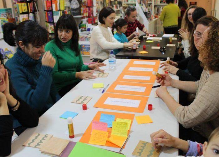 Taller Montessori en Málaga de Las Jirafas Saben Bailar