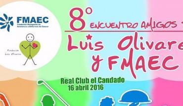 VIII Encuentro Amigos de Luis Olivares cartela