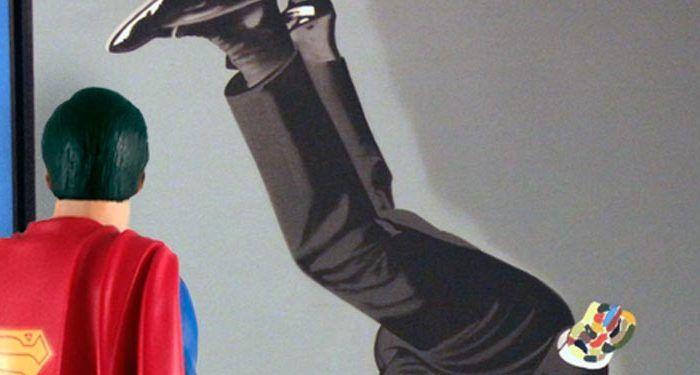 Taller familiar de arte pop en el Thyssen Programa para familias: Patas arriba