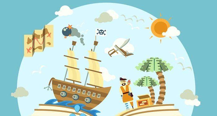 taller disfraz pirata día del libro Antequera