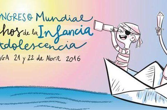 precongreso mundial infancia Málaga sorteo inscripcion