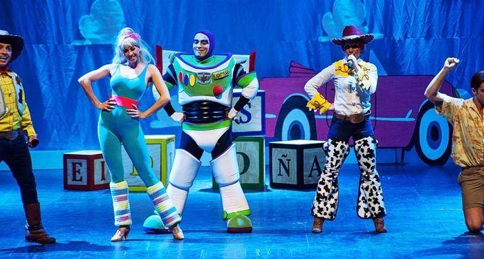 Toy The Musical Story barabu