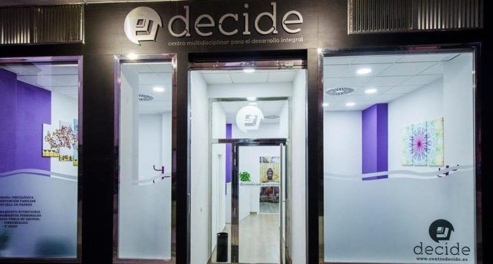 Centro Decide un espacio único en Málaga para tratar los problemas familiares y con niños 02